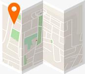 Ver la posición del alojamiento en el mapa